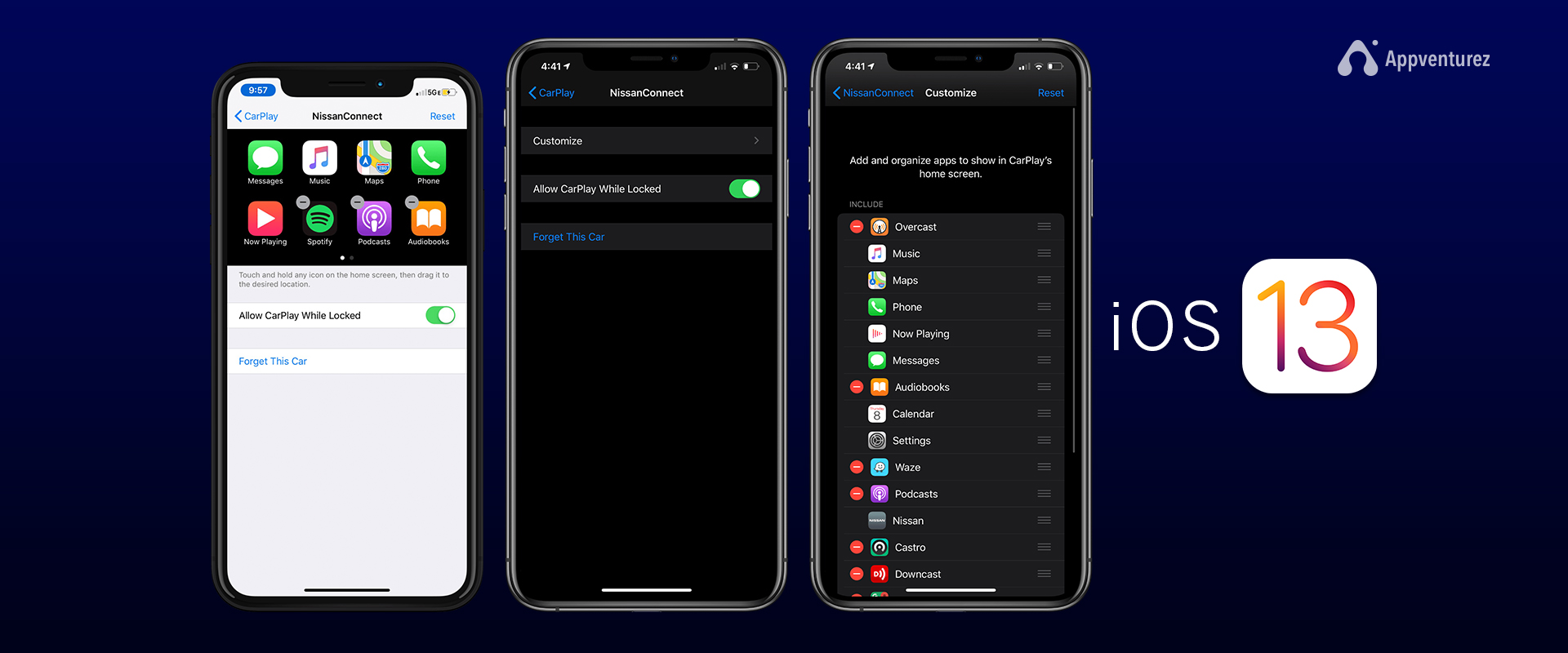 iOS 13 updated features