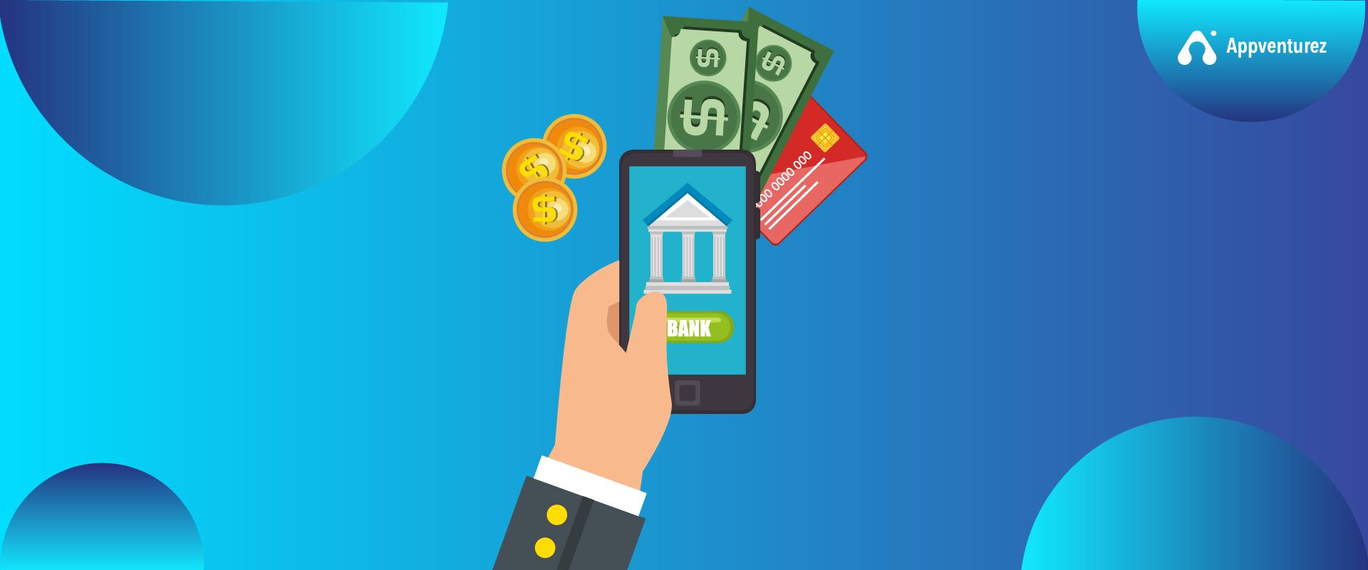 Finance mobile app development solution