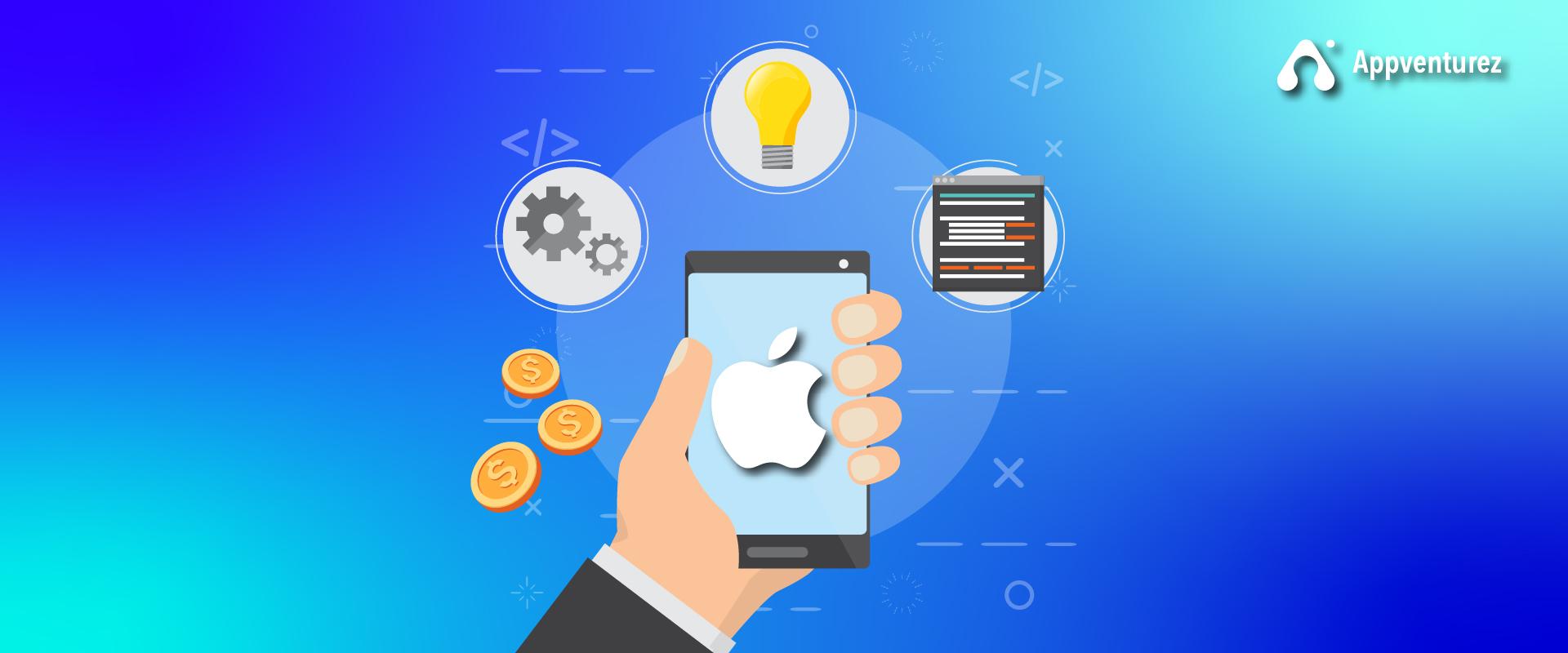 cost of iOS app development