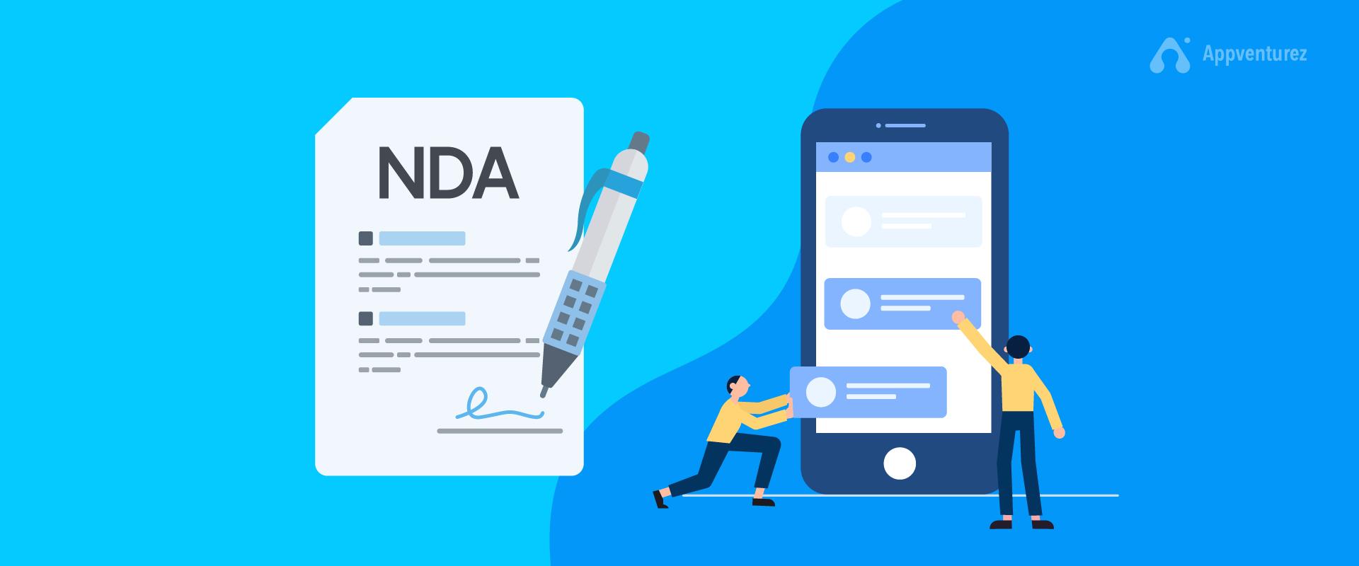 non disclosure agreement for app idea