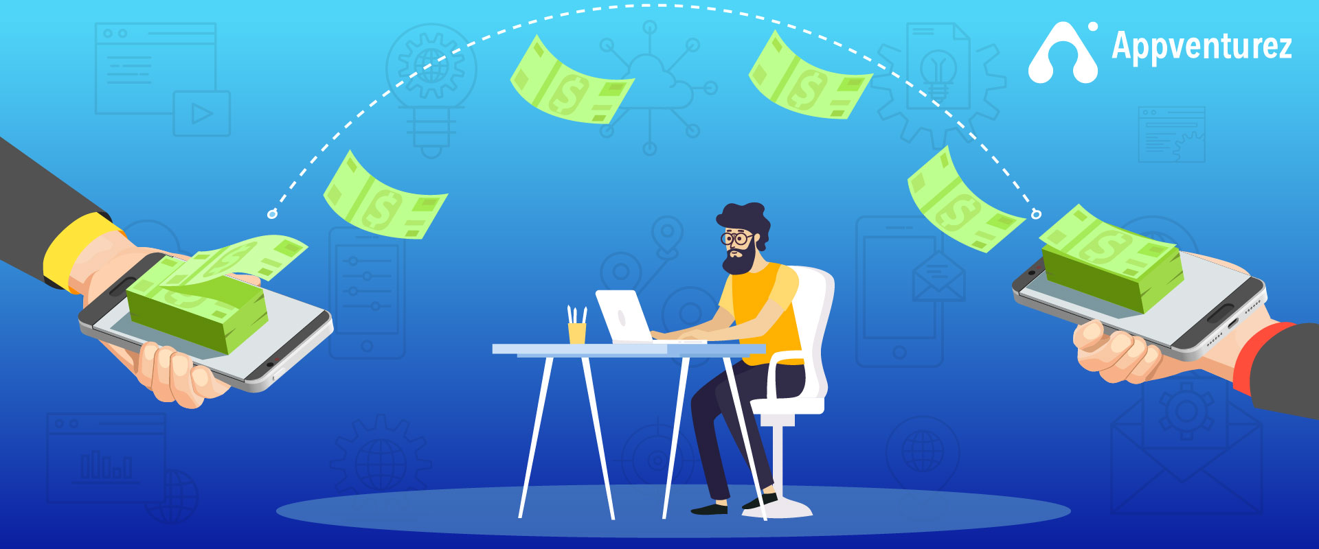 How to Earn Money By Developing Mobile App