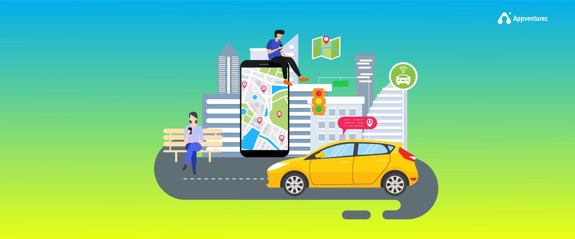 make app like uber