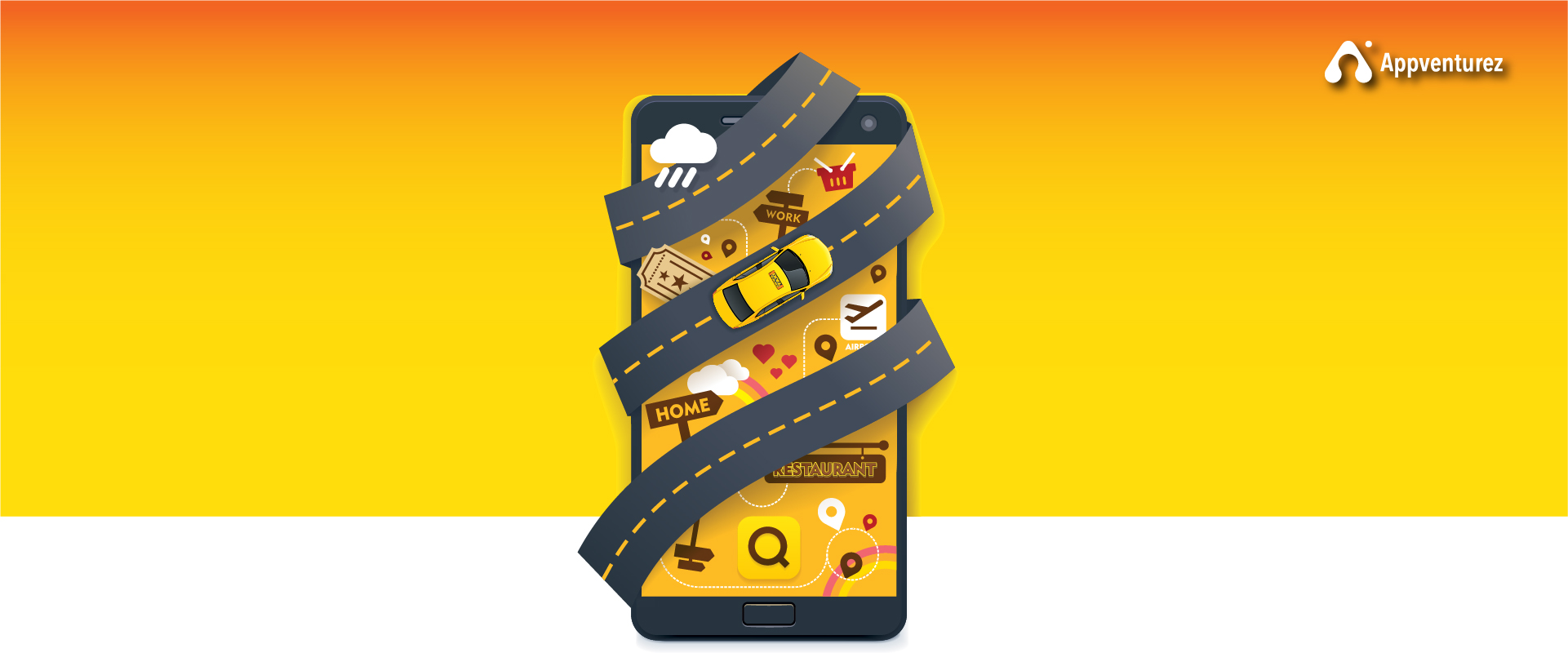 Guide To Taxi Booking App Development